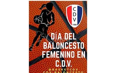 Día del baloncesto femenino en C.D.V.